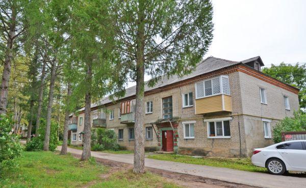 Двухкомнатная квартира в Волоколамске